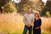Chris and Kristin - Western Maryland Maternity Photographer