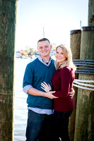 Steve and Jamie | Annapolis Engagement Photographer