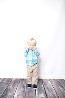 2 Year Old Tyler Scheller | Maryland Family Photographer